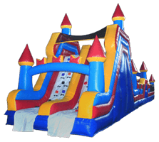 Obstacle Course - Castle