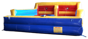 Bungee Run Gladiator Joust Inflatable Game 2018